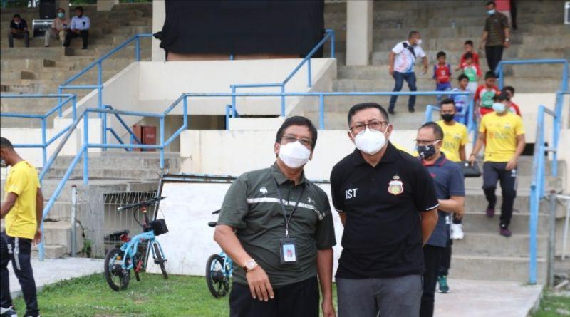 Bhayangkara Solo FC Kerja Sama dengan UNS Pinjam Stadion untuk Berlatih