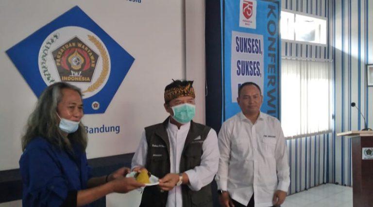 Diresmikan Bupati, Gedung PWI Kabupaten Bandung Sempat ...