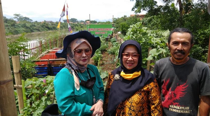 Pilkada Kab. Bandung, Ini Pesan Neng Tarno untuk Ibu-ibu