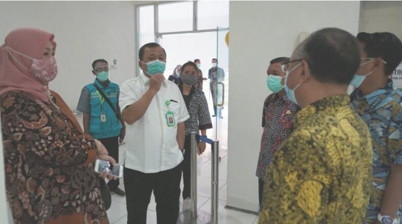 Kemenkes agar Daerah di Jawa Tengah Siapkan RS Khusus COVID-19