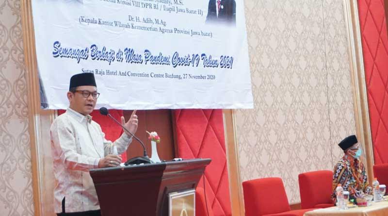 Ace Hasan: Kalau Covid Tinggi, Arab Saudi Bisa Tidak Izinkan Jamaah Haji Indonesia