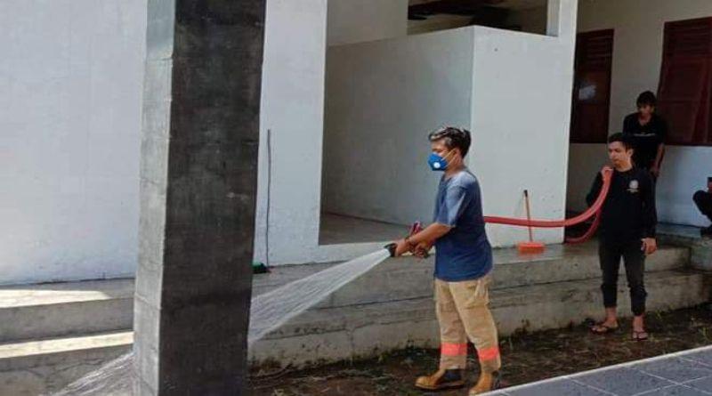 Pemkab Pangandaran Manfaatkan Bangunan SD Kosong Tempat Isolasi Pasien Covid-19
