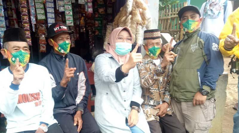 Blusukan ke Daerah, Teh Nia Dorong Potensi Lokal di Kecamatan Cicalengka