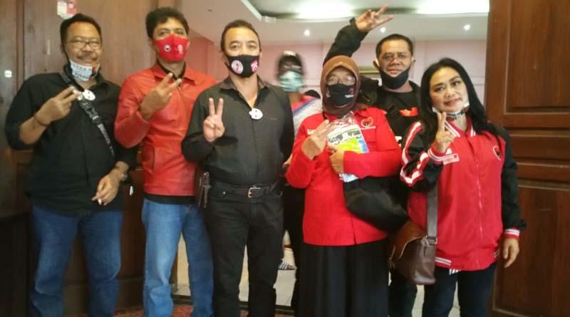 PDI Perjuangan Lakukan Konsolidasi Untuk Kemenangan Yena-Atep