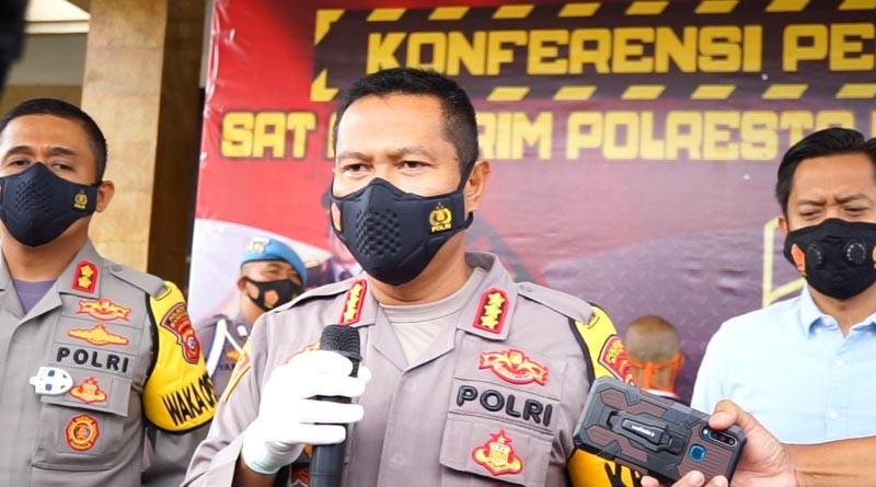Tidak Konvoi! Begitulah Permintaan Kapolresta Kepada Pendukung Paslon yang Menang Pilkada Kabupaten Bandung