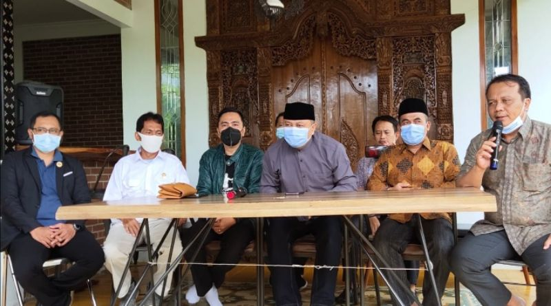 Tim WANI Laporkan KPU Kab Tasik ke DKPP