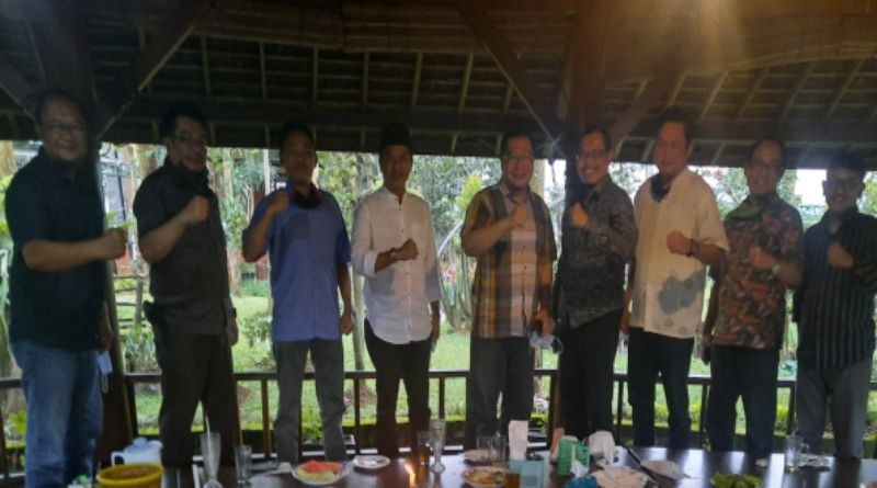 Manajemen PTPN VIII Adakan Pertemuan dengan Bupati Bandung Terpilih