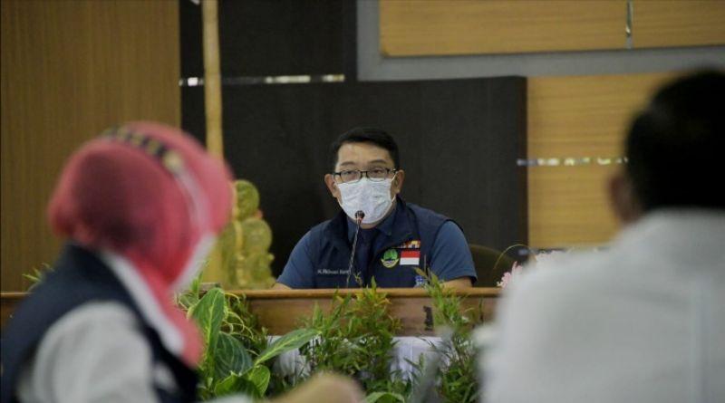 Gubernur Jabar Ajak Warga Tasik Disiplin Terapkan Prokes