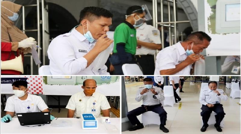 PT KAI akan Layani Penumpang KA Jarak Jauh dengan GeNose C19 Test