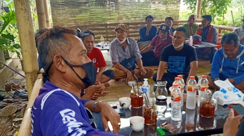 Bersatu Membangun Pujasera Untuk Membangkitkan Ekonomi Masyarakat Di Tengah Pandemi Covid-19
