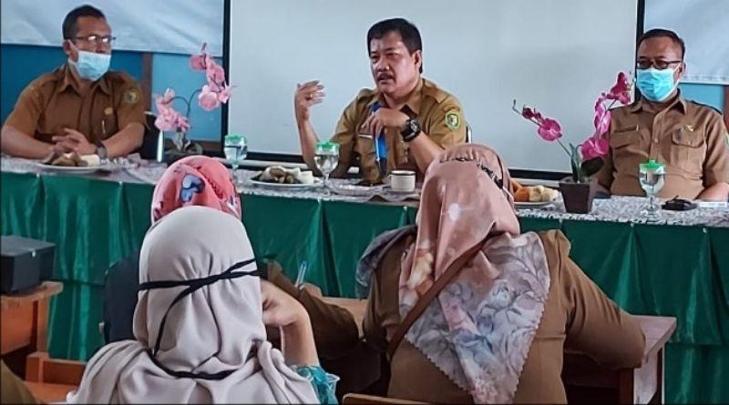 Dinas Pendidikan Kabupaten Bandung Sosialisasi Pencairan ...