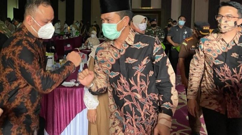 Bupati dan Wakil Bupati Bandung Terpilih Hadiri Musrenbang