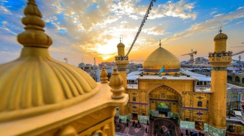 USWAH: Pesan Ali bin Abi Thalib Sebelum Wafat di Bulan Ramadan