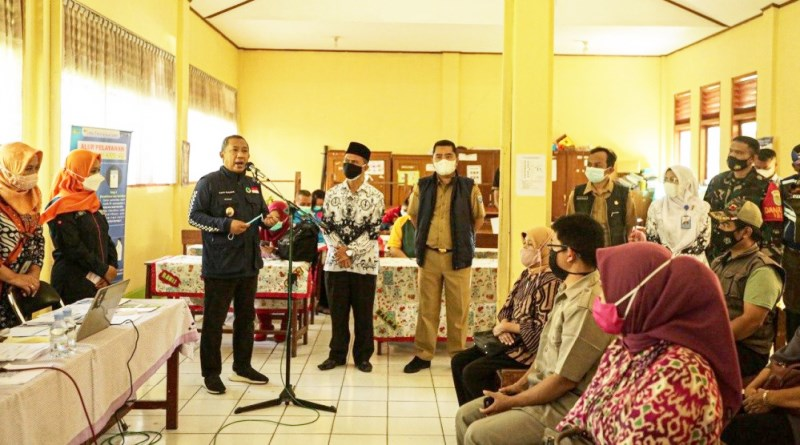 Wakil Wali Kota Bandung: Setelah Vaksin Tetap Jaga Protokol Kesehatan