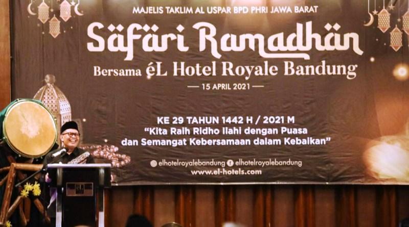 Wali Kota Dukung Pengusaha Gelar Kegiatan Keagamaan Saat Ramadan