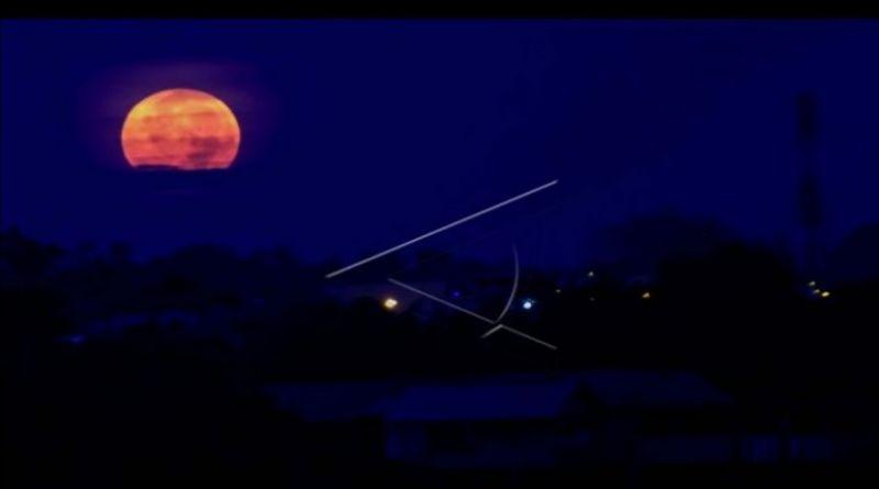 BMKG: Super Blood Moon 26 Mei akan Tampak di Sejumlah Wilayah di Indonesia
