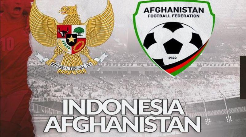 Malam ini, Timnas Indonesia Uji Coba Kontra Afghanistan