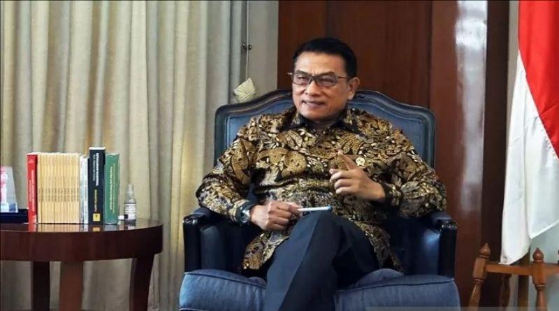Moeldoko Sebut Alih Status Pegawai KPK Tegaskan Komitmen Pemerintah