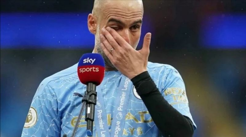 Asosiasi Manajer Inggris Menobatkan Guardiola Sebagai Manajer Terbaik 2021