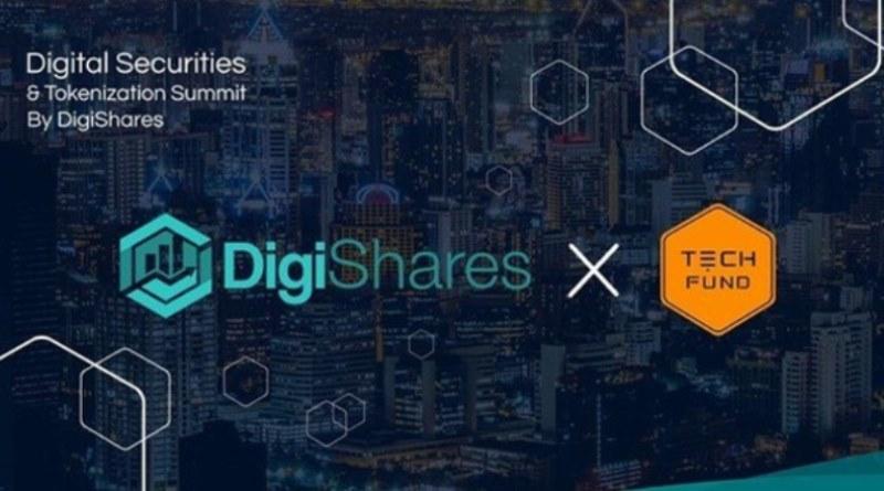 "TECHFUND Resmi Jadi Sponsor Konferensi ""Digital Securities & Tokenization"" bersama tZERO dan POLYMATH"