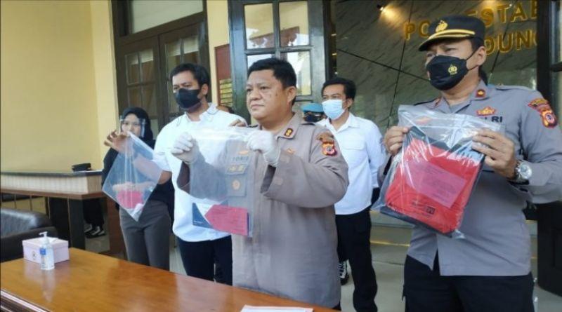Pembunuh Pemilik Toko Plastik di Bandung Diringkus Polisi