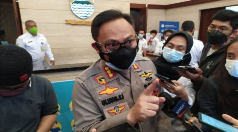 Kasus Covid-19 Naik, Polisi Perketat Skema Buka-Tutup Jalan di Bandung