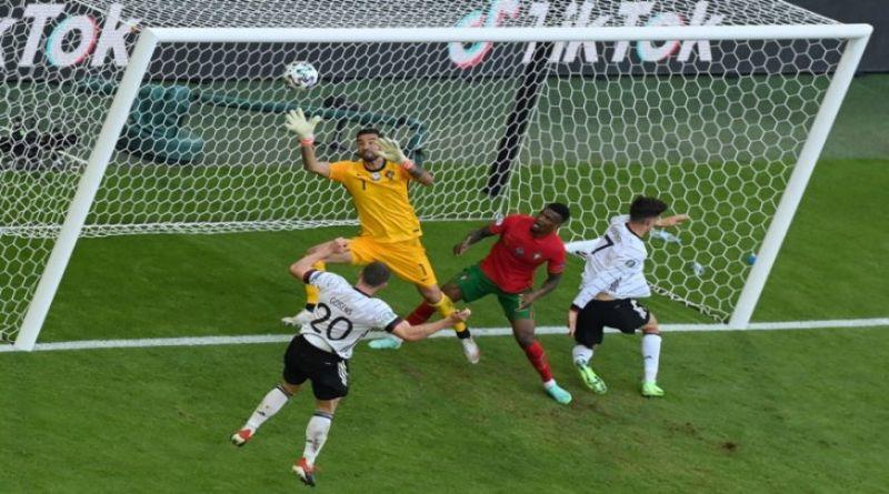 Piala Eropa 2020: Ditandai 2 Gol Bunuh Diri, Jerman Permalukan Portugal