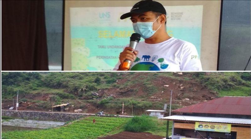 Perlu Penyadaran Risiko Bencana Longsor Ancam Permukiman Desa Berjo