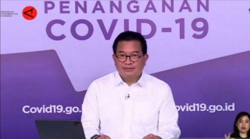 Jubir Satgas Wiku Adisasmito Terkonfirmasi Positif Covid-19