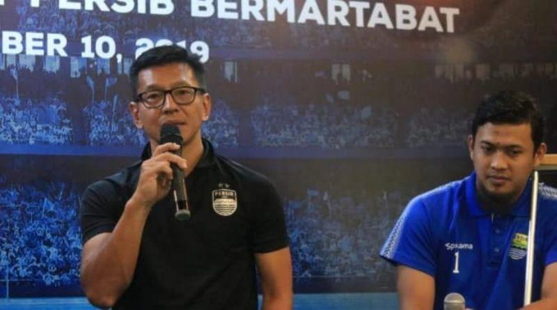 MAUNG BANDUNG: Liga 1 2021 Ditunda, Manajemen Pastikan Aktivitas Tim Tetap Berjalan