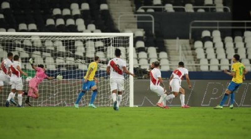 Copa America 2021: Brasil Lolos ke Final