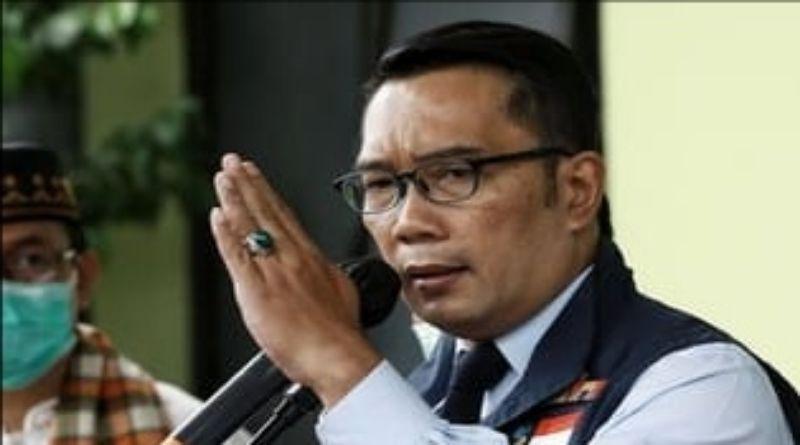 Ridwan Kamil Minta Maaf Soal Penanganan Covid di Jabar