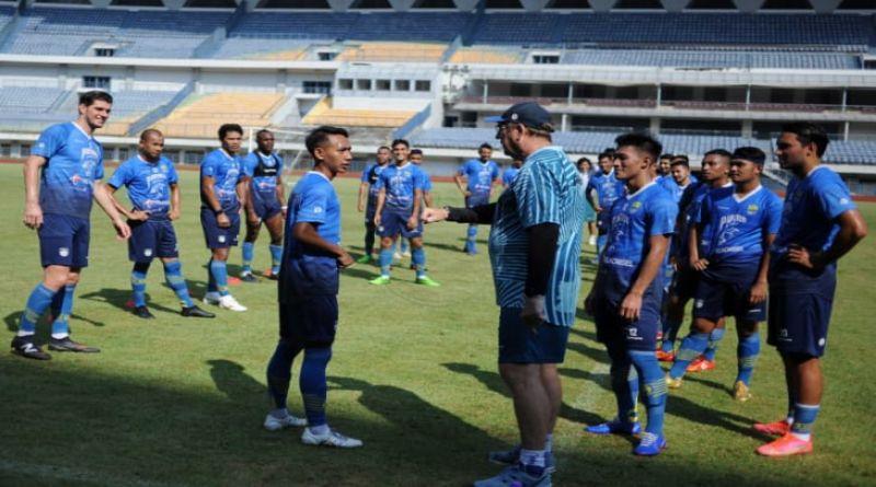 MAUNG BANDUNG: Pelatih  Sebut Latihan di Saat PPKM Jadi Tanggung Jawab Pemain