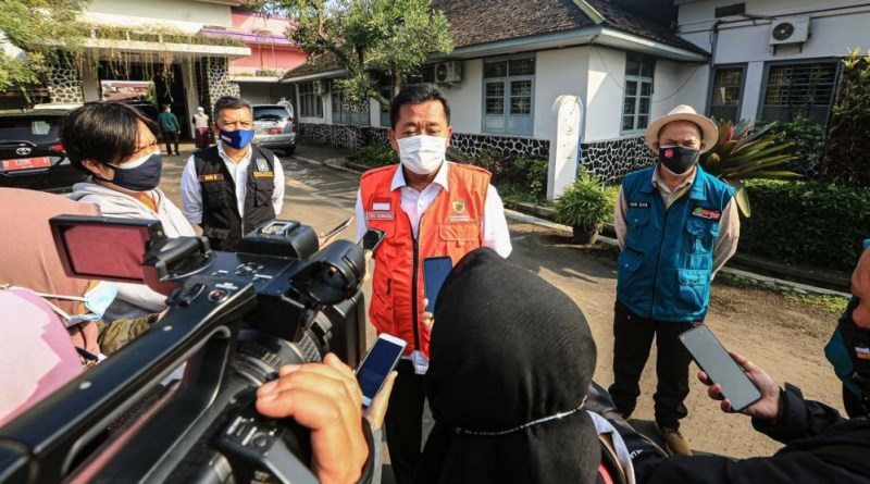 Pemkot Bandung Pastikan Pelayanan Pasien Covid-19 Tak Membedakan Domisili