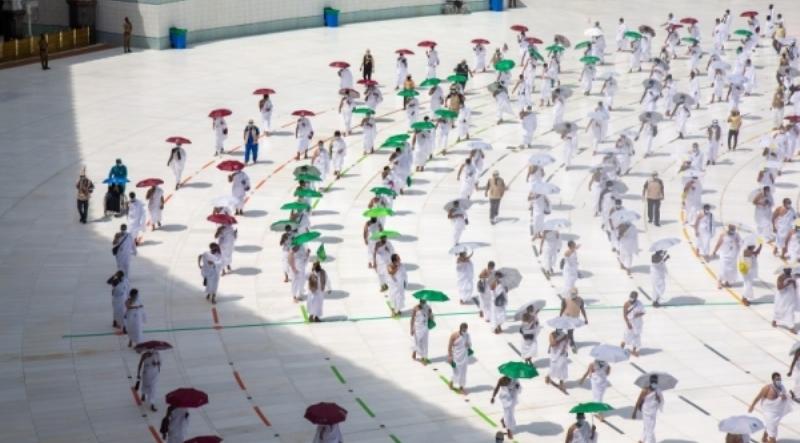 Indonesia Masih Dilarang, 20 Ribu Jemaah Umrah akan Segera Masuk ke Arab Saudi