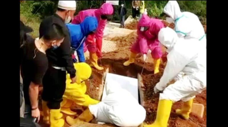 Garut Tertinggi dalam Kasus Kematian Akibat Covid-19 di Jawa Barat
