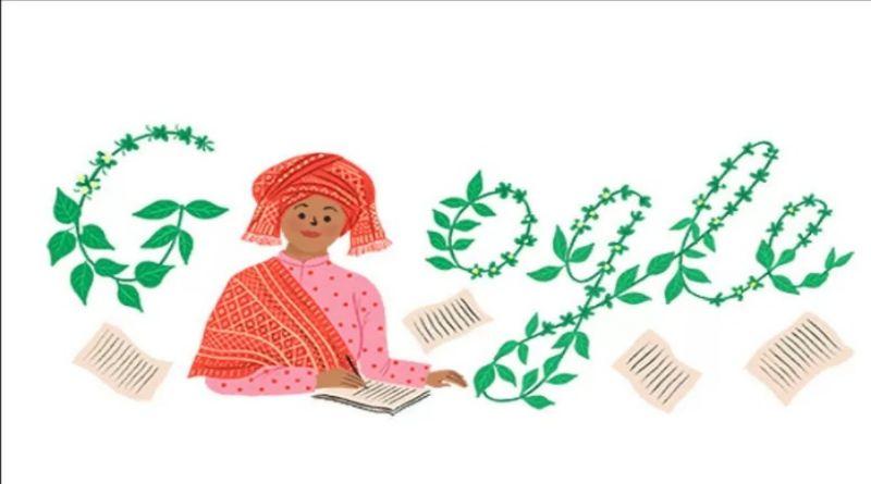 Google Doodle Tampilkan Sosok Novelis Perempuan Pertama di Indonesia