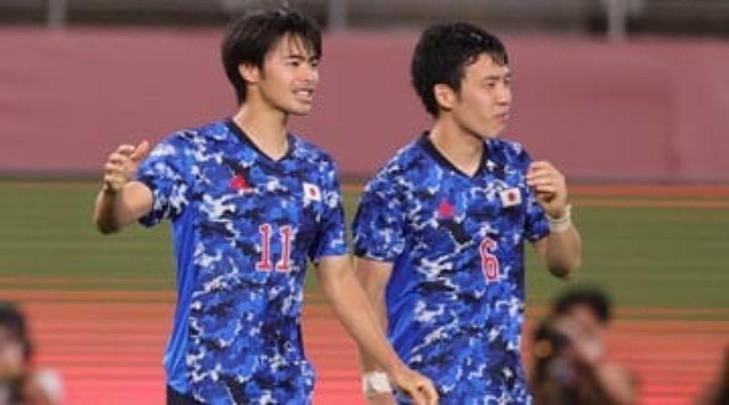 BOLA OLIMPIADE:  4 Tim yang Lolos ke Semifinal, Asia Diwakili Jepang