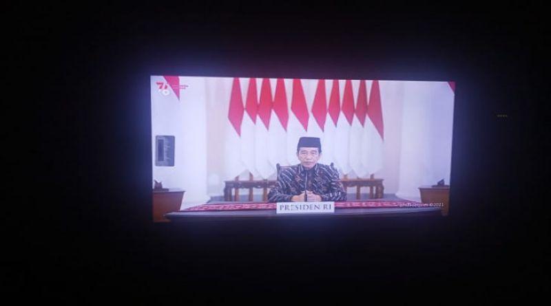 Presiden Jokowi: Doa Adalah Senjata Orang Beriman