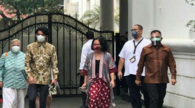 Presiden Jokowi Hadiri Malam Puncak FFI 2021