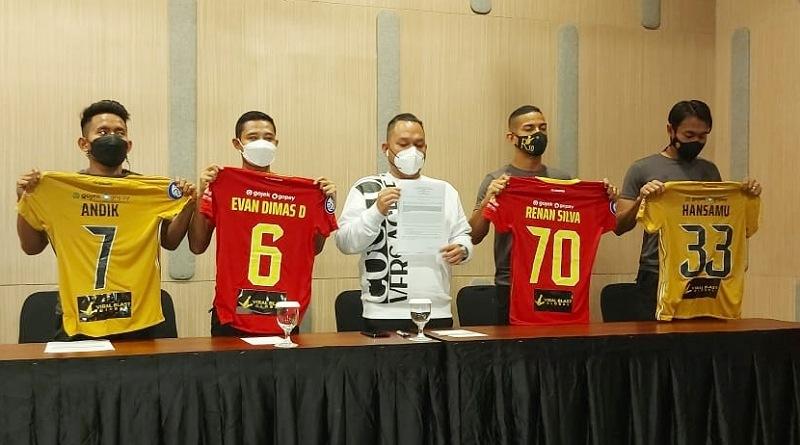 Hari ini Viral Blast Global Tandatangani Kerjasama dengan Bhayangkara FC