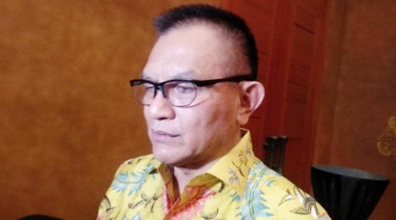 Lodewijk Freidrich Paulus Calon Kuat Wakil Ketua DPR Pengganti Azis Syamsuddin