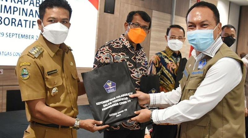 Pemkab Bandung Terima 629.720 Dosis Vaksin