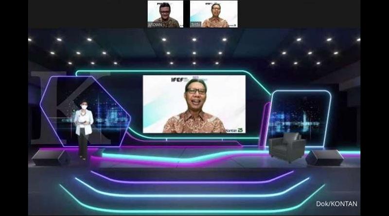 Sambut Ultah ke 25, Kontan Gelar Pameran Virtual IFEF2021