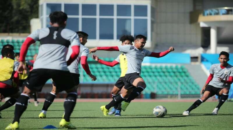 Timnas Indonesia U-23 Siap Tempur Melawan Australia