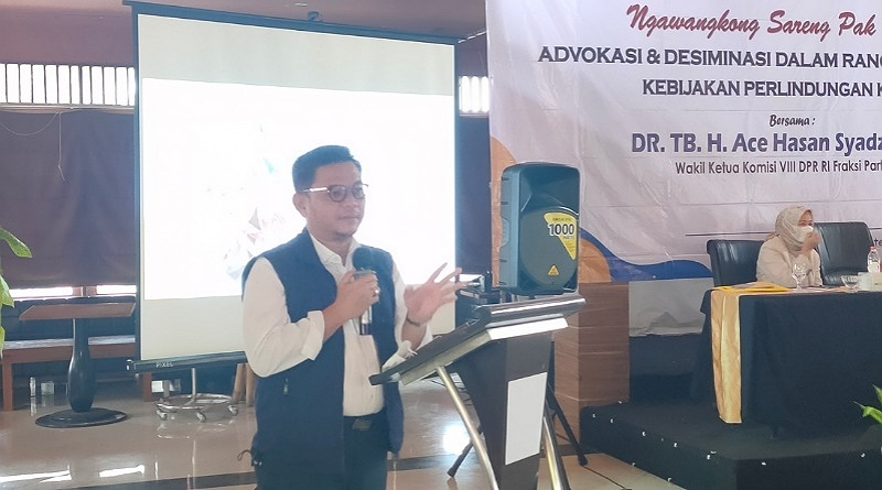 """Ngawangkong Sareng Pak Dewan"", Ini yang Dikatakan Ace Hasan Soal Perlindungan Anak di Indonesia"