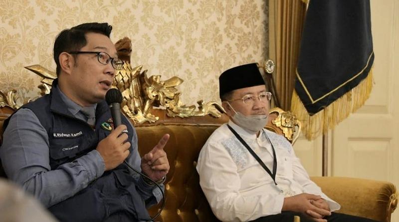 Kang Emil Tinjau Pemberian Vaksin bagi Warga Cianjur