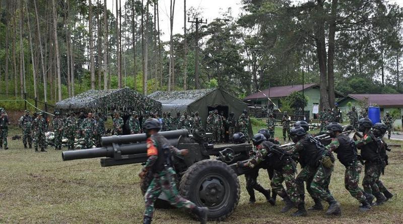 1500 Prajurit Kodam I/BB akan 'Serbu' Dolok Panribuan Simalungun