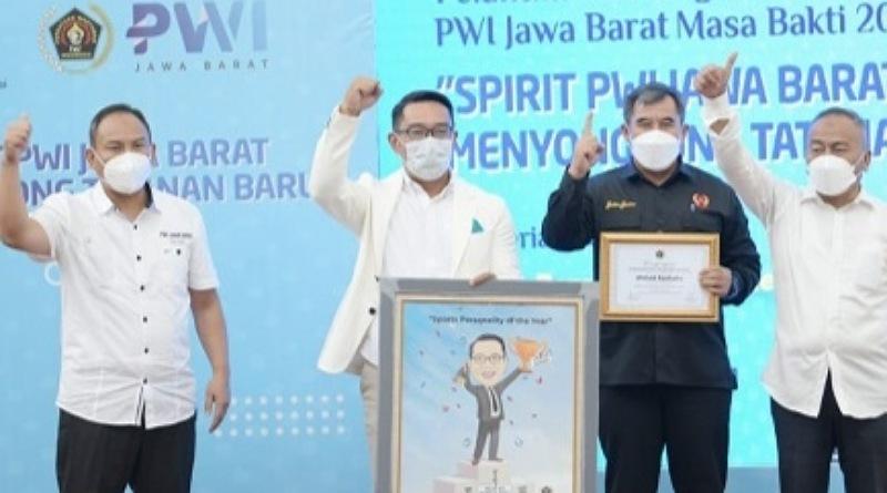 Rencana Kang Emil Dorong UKW 1.000 Wartawan di Jabar Diapresiasi PWI